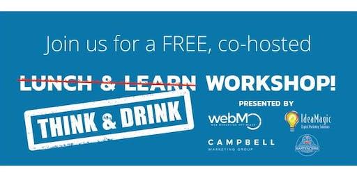 Free Think & Drink Workshop