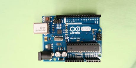 Intro to Arduino Workshop tickets
