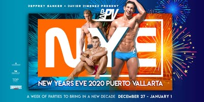 White Party Puerto Vallarta New Years Eve 2019/2020