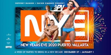 White Party Puerto Vallarta New Years Eve 2019/2020 boletos