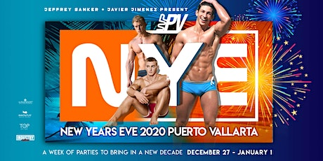 White Party Puerto Vallarta New Years Eve 2019/2020 tickets