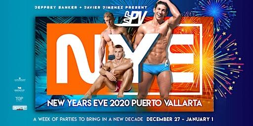 White Party Puerto Vallarta New Years Eve 2019/2020