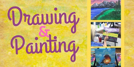 Drawing and Painting- September tickets