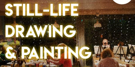 Still-Life Drawing & Painting Workshop tickets