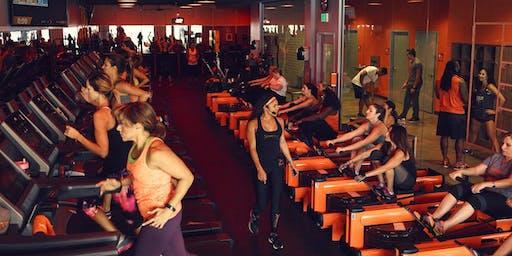 Orangetheory Fitness Sweat and Sip