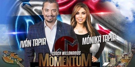 REVOLUCIÓN FINANCIERA MOMENTUM PANAMÁ tickets