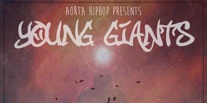 Young Giants HipHop Night