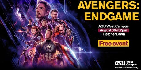 Movie On the Lawn: Avenger Endgame tickets