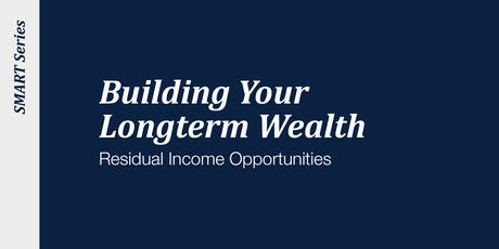 Building Your Longterm Wealth tickets