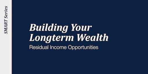 Building Your Longterm Wealth