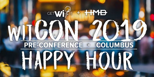 WITcon2019 PreConference Happy Hour