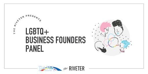 LGBTQ+ Business Founders Panel | Portland