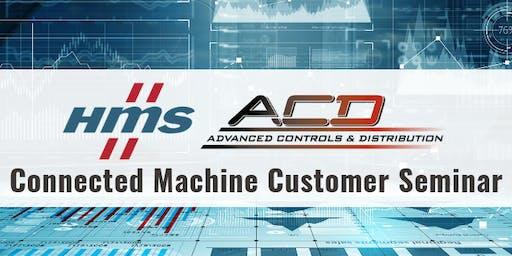 HMS Connected Machine Customer Seminar (9/10/19)