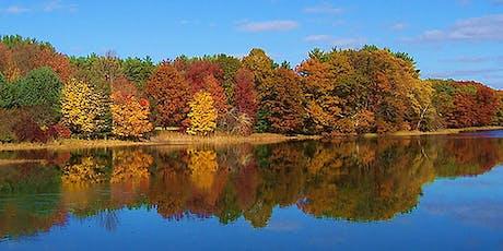 Historic Fall Foliage Pontoon Tour (Sunset) tickets