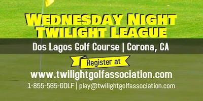 Wednesday Twilight League at Dos Lagos Golf Course