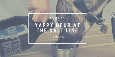 Yappy Hour at The Salt Line