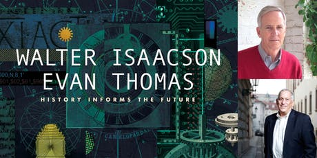 Salon@615 with Walter Isaacson and Evan Thomas, NPL Literary Award Public Lecture tickets