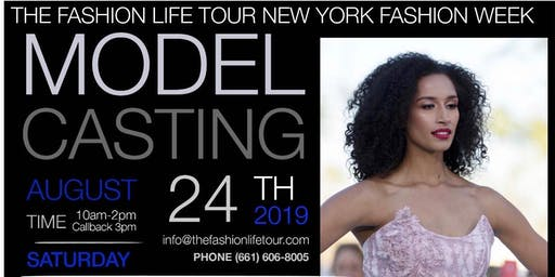 The Fashion Life Tour- Chicago Search