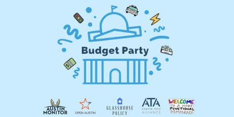 4th Annual Budget Party tickets