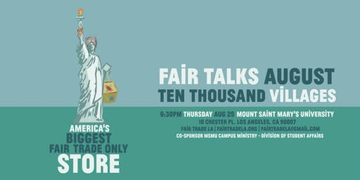 FAIR Talks: Ten Thousand Villages