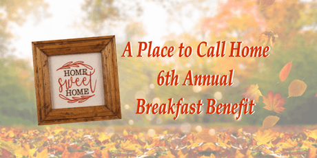 Elijah Family Homes 6th Annual Breakfast Benefit tickets