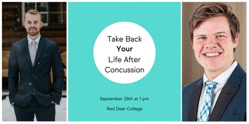Take back your life after a concussion