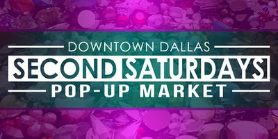 NOV 9 - SECOND SATURDAYS POP-UP MARKET - VENDOR TABLE