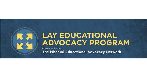 Advanced Day 2-Missouri Lay Educational Advocacy Training-St. Charles, MO