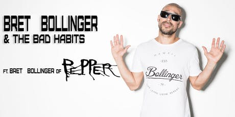 Bret Bollinger of Pepper at The Stanhope House tickets
