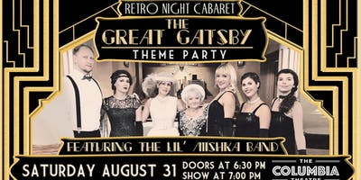Retro Night Cabaret - The Great Gatsby Theme Party