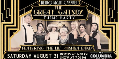 Retro Night Cabaret - The Great Gatsby Theme Party tickets