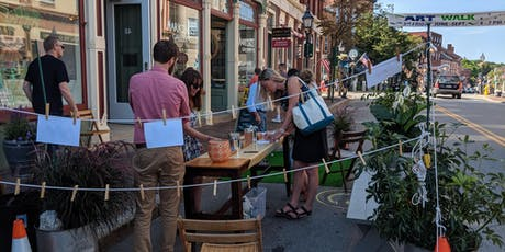 Lunch + Learn Series @ Union + Co: Build Your Own Parklet tickets