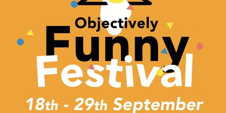 Objectively Funny Festival - Sophie Duker & Sarah Keyworth tickets