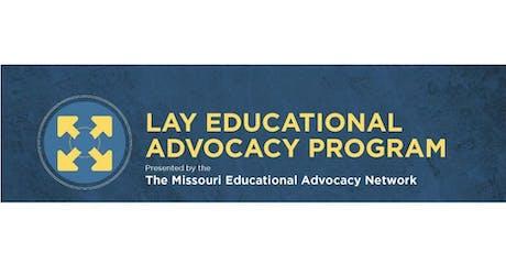 Advanced Day 2-Missouri Lay Educational Advocacy Training-Springfield, MO tickets