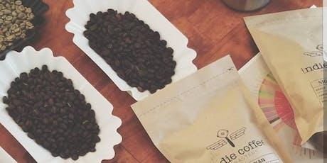 Public Coffee Tasting tickets