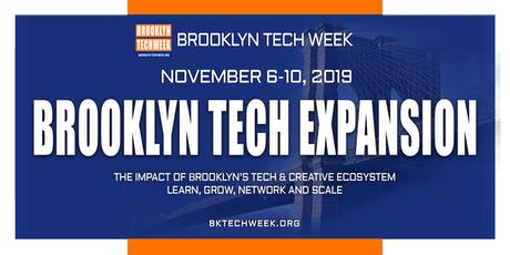 Brooklyn Tech Week - TECH EXPANSION 2020 tickets
