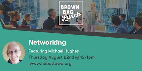 Brown Bag Lunch: Networking tickets