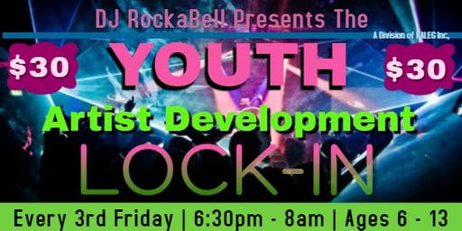 Youth Artist Development Lock-In