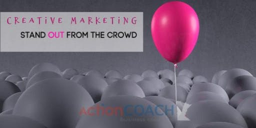 COR Class - Creative Marketing: Stand Out from the Crowd