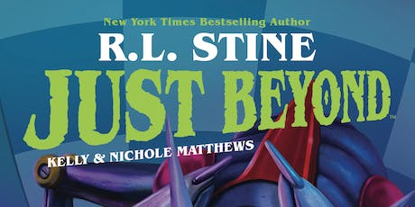 Meet R.L. Stine & Tim Jacobus for JUST BEYOND at B&N - Eastchester tickets