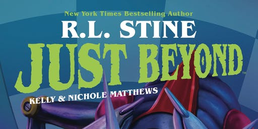 Meet R.L. Stine & Tim Jacobus for JUST BEYOND at B&N - Eastchester