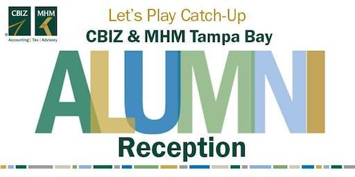 2019 CBIZ & MHM Tampa Bay Alumni Event