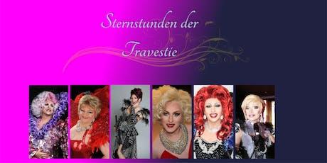 Sternstunden der Travestie - Frauen regieren die Welt - Braunschweig Tickets