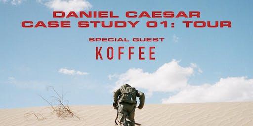Daniel Caeser –  Case Study: 01 Tour