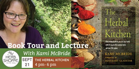 The Herbal Kitchen with Kami McBride tickets