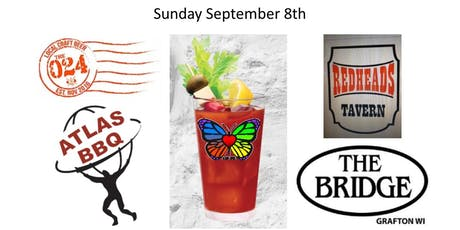 1st Annual All My Friends Bloody Mary Walk tickets