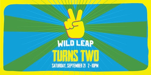 Wild Leap Turns Two!