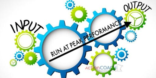 COR Class - Input:Output - Run at Peak Performance