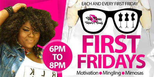 A Boss Babe Networking Series: First Fridays Happy Hour