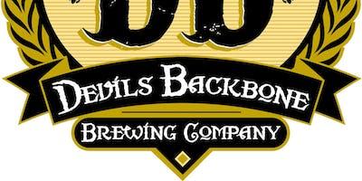 Devils Backbone German Beer Pairing Dinner